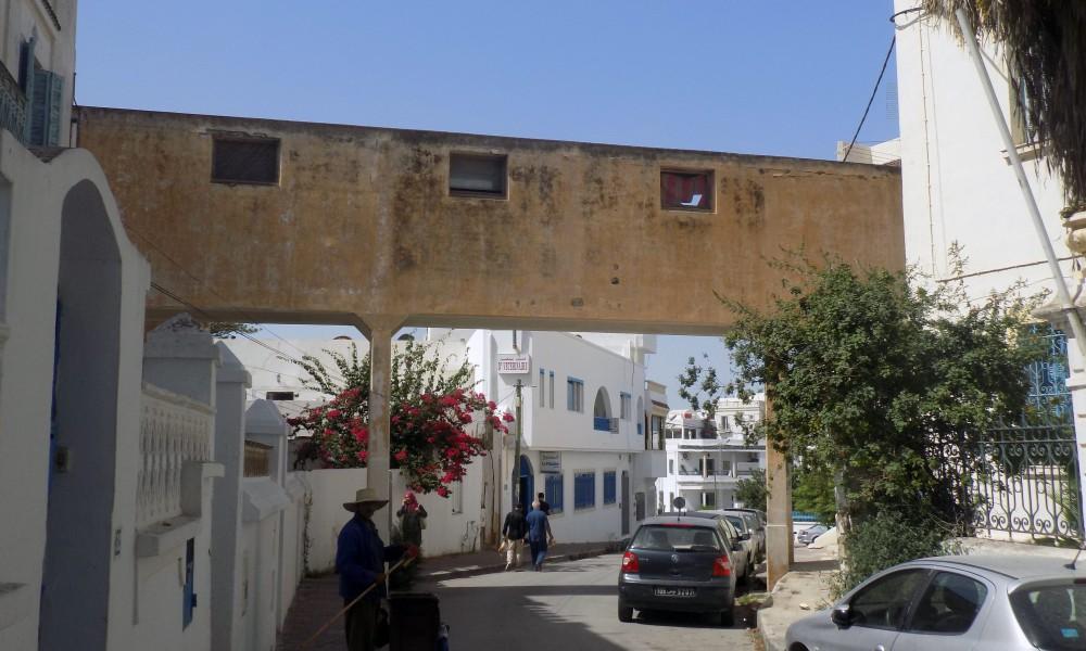 Palais Ahmed Bay