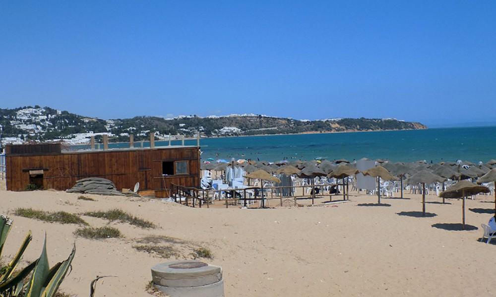 شاطئ المرسى
