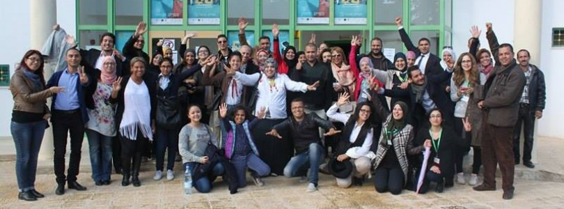 """ملتقى """"الشباب والديمقراطية التشاركية"""" بمدينة المرسى"""