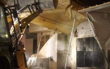 تنفيذ 16 قرار ازالة لواجهات محلات تجارية و مقاهي اقيمت بصفة فوضوية بمنطقة سيدي داود