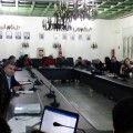 متابعة تنفيذ مشاريع الميزانية التشاركية 2016 : جلسة يوم الجمعة 03 فيفري 2017
