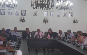 المجلس البلدي في دورته العادية الثالثة لسنة 2017