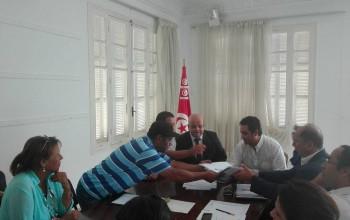 جلسة المجلس المحلّي للأمن