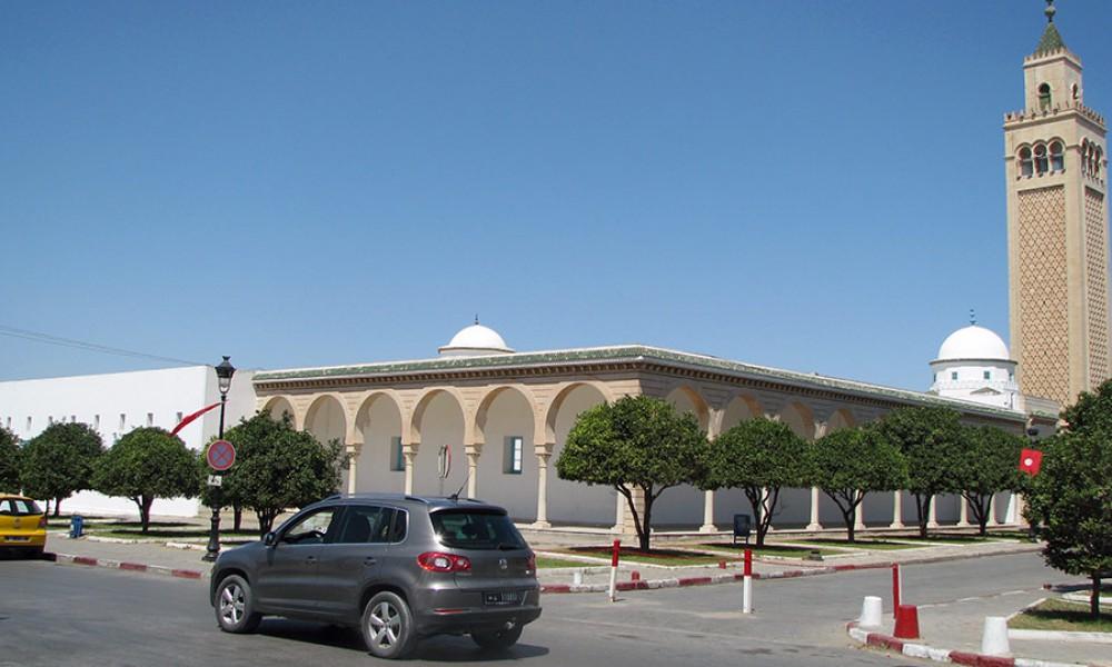 جامع الأحمدي