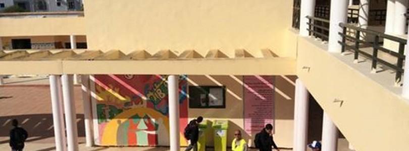 ََََActions de sensibilisation sur le tri sélectif des déchets à l'école RMILA cité Erriath